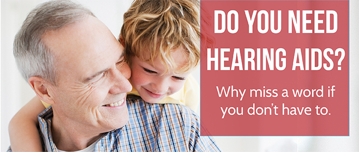 Do You Need Hearing Aids?